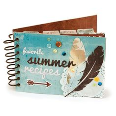 Indian Summer Collection from We R Memory Keepers - Scrapbook.com