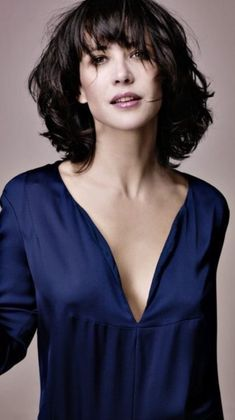 Sophie Marceau, Bond Girls, French Actress, Celebs, Celebrities, Most Beautiful Women, Sexy Women, Hollywood, Hair Styles