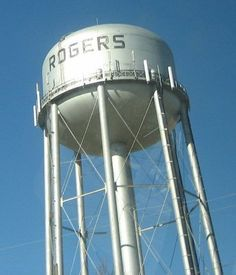 Rogers, Arkansas - visited here several times - it is where my mother graduated from high school.