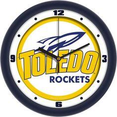 Mens Toledo Rockets - Traditional Wall Clock