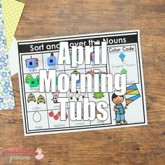 At Home Learning Activities 10 Weeks Early Finishers Activities, Kindergarten Activities, Learning Activities, Preschool, Sight Word Activities, Hands On Activities, Spring Words, Cvce Words, Tens And Ones