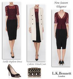 L K Bennett cocktail dresses occasion coats