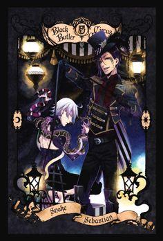 Black Butler Sebastian Kuroshitsuji #anime