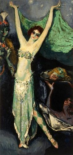 Gypsy Living Traveling In Style| Serafini Amelia| Gypsy Spirit-Art-Kees Van Dongen, 1920