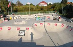 Strasnice Skatepark - The 25 Best Skateparks in the World | Complex CA