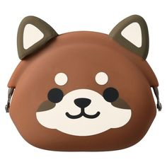Mimi Pochi Red Panda Coin Purse by p+g design