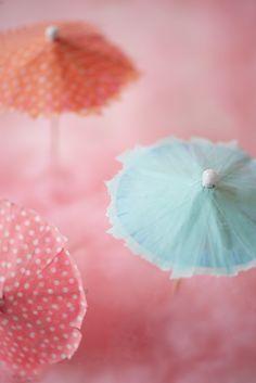 washi-tape cocktail umbrellas DIY