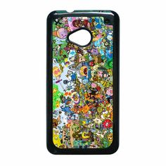 Adventure Time All HTC One M7 Case