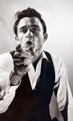 Johnny Cash by Steve Pursley