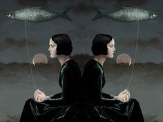 Siamese dream di Petrilli Daria | Autori di Immagini