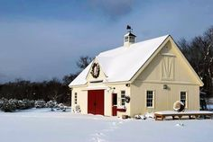 A Special Barn Leads an Extraordinary Life