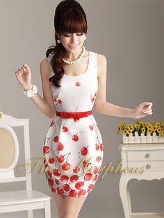 Morpheus Boutique  - White Trendy Pattern Tight Lady Dress (http://www.morpheusboutique.com/white-trendy-pattern-tight-lady-dress/)