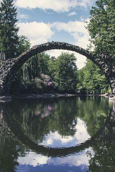 Rakotzbrücke, Deutschland