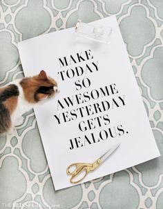 Make Today Awesome |