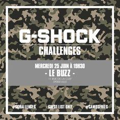 Buzz Shop Montpellier les 57 meilleures images du tableau g-shock challenges sur pinterest