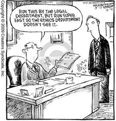 The Legal Ethic comics and cartoons Law School Humor, Funny School, Lawyer Jokes, Legal Humor, Bend And Snap, Law Quotes, Lady Justice, Friday Humor, Humor