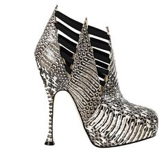 Brian Atwood 'Super Charged' Platform Ankle Boot  http://graceormonde.com/daily-photos/editors-daily-pick-43/