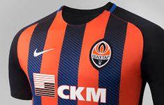 Shakthar Donetsk home kit 2017/2018