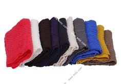 New Women Winter Warm Infinity 2 Circle Knit Cowl Scarf #eozy
