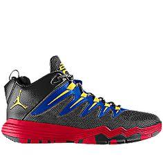 My custom-made Jordan CP3.IX iD Men's Basketball Shoe is almost done! #MYNIKEiDS