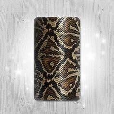 Anaconda Amazon Snake Skin Gadget Personalized Tech by Lantadesign
