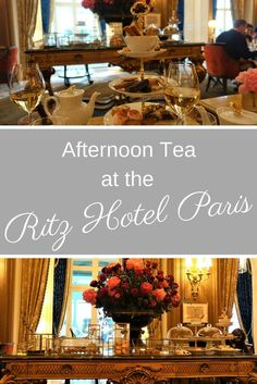 Afternoon tea at the Ritz Hotel in Paris is a special thing to do in Paris. The Ritz Hotel afternoon tea could just be the sweetest high tea in Paris Best Restaurants In Paris, Paris Hotels, Paris Travel, France Travel, Europe Travel Tips, Travel Destinations, Travel Articles, Travel Guides, Great Hotel