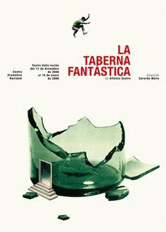 Isidro Ferrer, La Taberna Fantastica, Centro Dramático Nacional