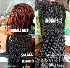 Twist Braid Hairstyles Natural Weave Sengalese Styles Diffe Braids
