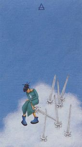 Seven of Swords - Futility