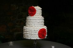Carrie's Cakes - ruffle cakes