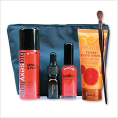 """FOR THE MAKEUP PRO IPSY.COM Co-founded by makeup artist and YouTube star Michelle Phan, this beauty community offers viewers detailed instructional videos (accessed online), as well as a service called Glam Bag, which sends subscribers a cute tote containing products picked out by the site's """"stylists"""" (YouTube beauty pros)."""