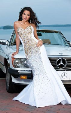 Charming Mermaid Dress