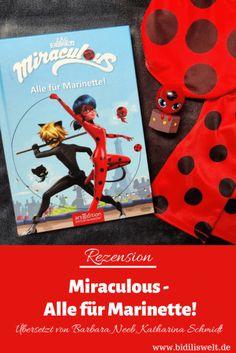 Rezension: Kinderbuch, Leseratte, vorlesen, Buch zur Serie, Lady Bug, Cat Noir, Superhelden