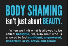 Fight for yourself and your value. #freespo #bodypositive #bodylove