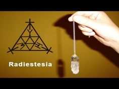 A RADIESTESIA e a RADIÔNICA: Instrumentos para Ajudar no Equilíbrio do M...