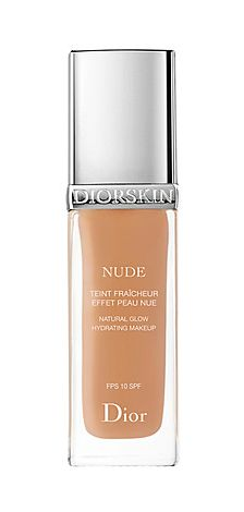 DIOR Diorskin Nude Foundation   - Aside from Tarte BBcream + primer, this is my absolute favorite everyday essential