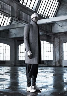 "InAisce – ""Seeking Aether"" Fall/Winter 2013-2014"