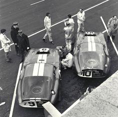 Pete Brock: Making Design Work in Racing — 95 Customs, Shelby Cobra Coupe