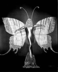 retrogasm: Mae West butterfly I am speechless.