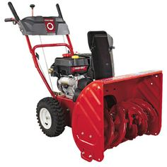 Troy-Bilt 179-cc 24-in Two-Stage Electric Start Gas Snow Blower Item #: 189194 |  Model #: 31AM62N2711 *Landscaping tools; winter/snow tools Price: $599.00 lowes.com
