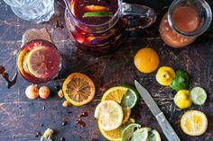 暑い夏はフルーツたっぷりの自家製サングリアを作ろう♪ | キナリノ