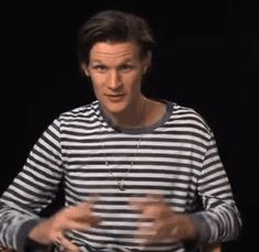 Matt Smith basically describes Doctor Who in one motion<<-- i will never be able to not repin this gif