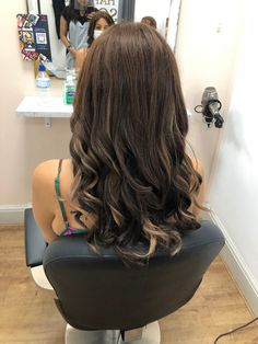 When you see a beautiful system like this from the team at Hair Solved Manchester it's easy to see why we say the Enhancer System is the most natural solution to female hair loss  #hairlosssolution