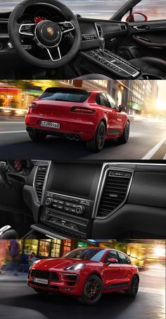 The SportDesign package is a standard feature of the Macan GTS and is sure to catch the eye. Learn more: http://www.porsche.com/macan-gts *Combined fuel consumption in accordance with EU 6: 9.0 l/100km, CO2 emission 212 g/km
