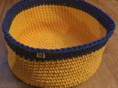 Crochet Basket   Cotton Rope For Sale in Artane, Dublin from gercik
