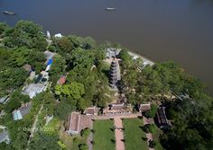A look at Vietnam, from the sky Back In Time, Aktiv, Water Lilies, Hue, Dolores Park, Culture, Landscape, Architecture, World