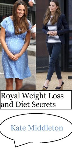 Kate Middleton are quite different from a classical type of training and meal plan. Learn about the royal #weightloss and diet secrets.
