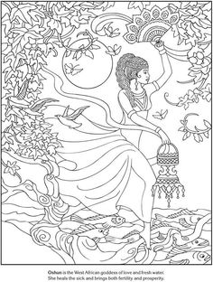 free fibel goes west coloring pages | Dover Paisley Designs Coloring Book | Coloring Pages yoo ...