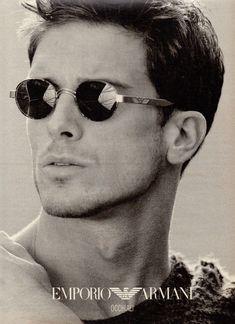 Emporio Armani 90s Vintage Sunglasses