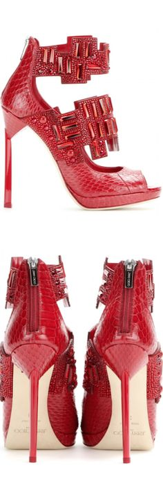 Exotic and Embellishment | JIMMY CHOO | cynthia reccord | #Impo
